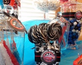 DIY Candy Buffet Kit - Cars Theme