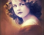Charming little girl.Photo Digital Download.