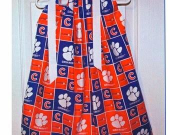 Featuring Clemson Tigers Pillowcase Dress :TD005
