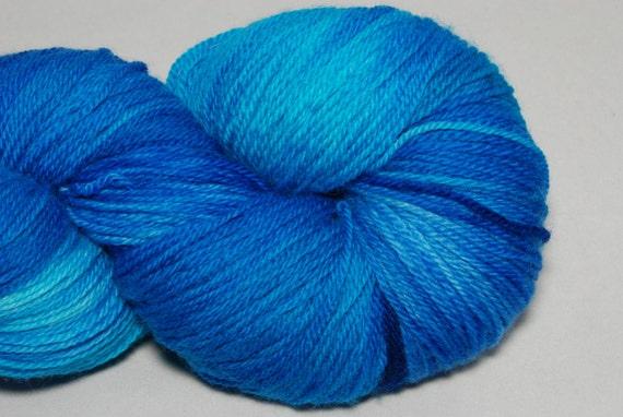 Sapphire 100% Superwash Merino Sock Yarn