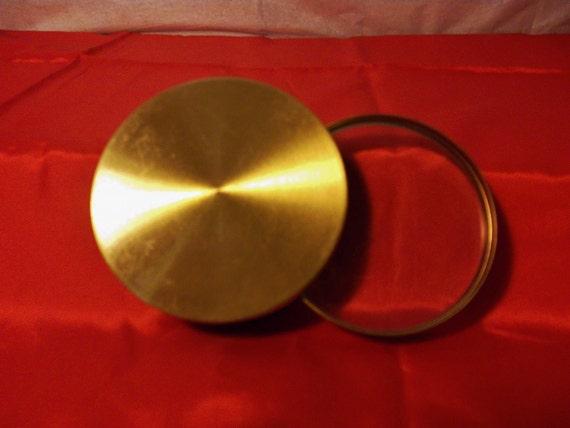 Brass Desk Magnifier
