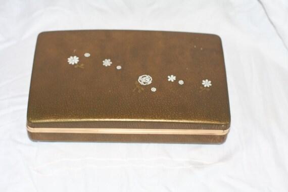 Vintage Jewerly case