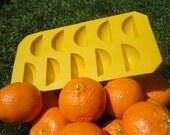 Flexible Lemon Ice Cube Tray Mold Set