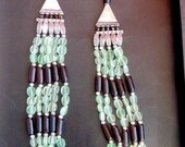 Smoky Beads Necklace