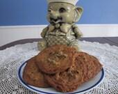 12 Chewy Chocolate Chip Cookies Gluten Free 1 Dozen