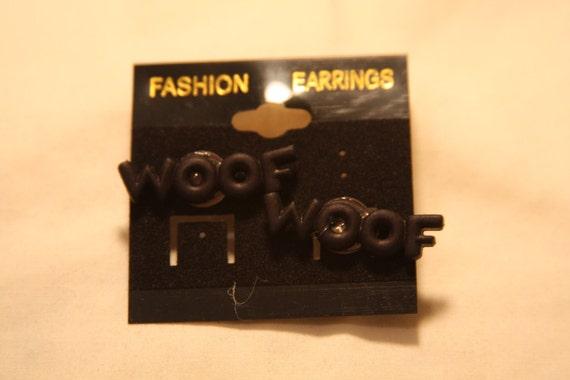 WOOF Earrings