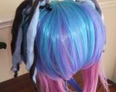 Cyberdolly wool hairfalls