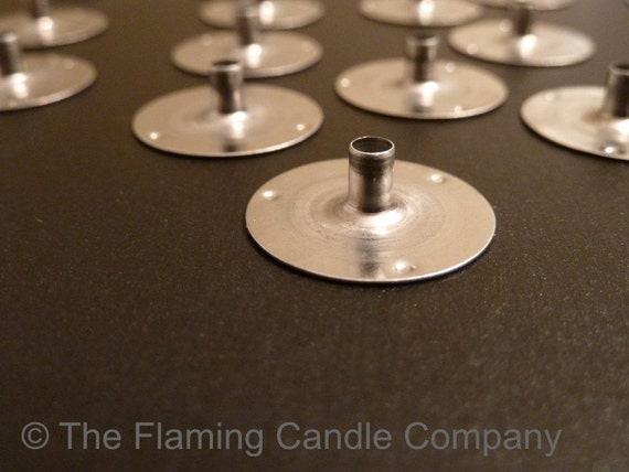 100 Wick Tabs -Candle making wick accessory