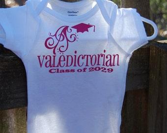 Valedictorian - Class of...