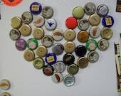 Bottlecap Magnets