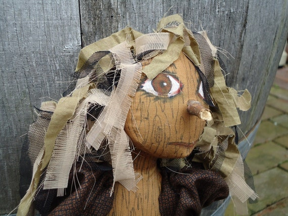 Willow    Woodland Art Doll