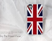 British Flag iPhone 4 case - iphone 4s case - Union Jack - UK Flag  iphone SLIM case - Great Britain