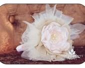 Toss Bouquet, Flower Girl, Junior Bridesmaid Bouquet, Bridesmaid Bouquet, Pearls, Brooches, Vintage Findings