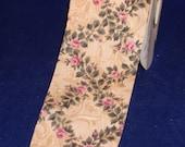 Antique Rosemont Wide Fabric Ribbon - Destash