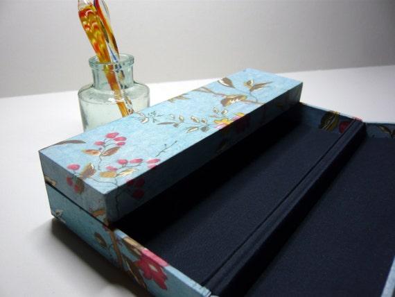 Double penbox/jewellery box