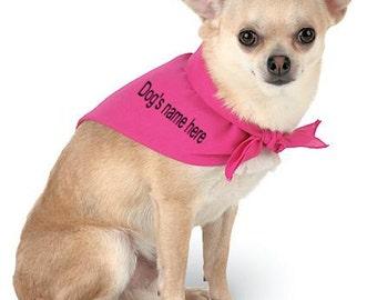 Dog Pet Bandana Dog clothes