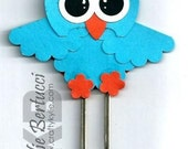 Stampin' Up Hoot Punch Art Bookmark Kit