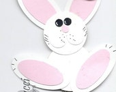 Stampin' Up Bunny Punch Art Bookmark Kit
