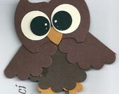 Stampin' Up Owl Punch Art Bookmark Kit