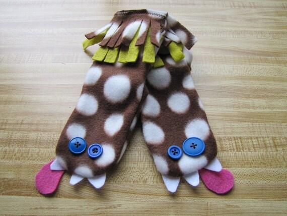 Monster Socks (Small)