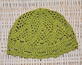 Summer hat crochet girls/ toddlers 100% cotton prefect as a gift