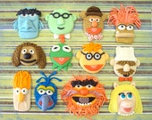 The Muppets Cake Decorations