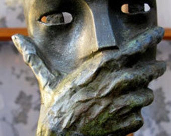Bronze sculpture by Joe Brown