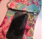 "iPhone Purse/Droid Purse Crossbody ""SmartPurse"" (Amy Butler) Water Resistant CUSTOM"