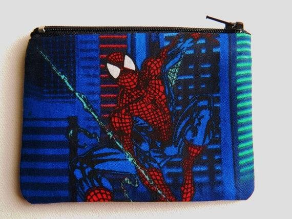 Spiderman Coin Purse