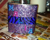 Custom Decorated Flasks