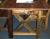 ReClaimEd Wood Dining Table - Old BarnWood