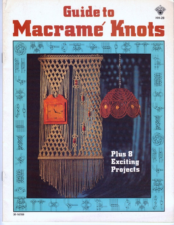 macrame projects for beginners guide to macrame knots beginner 8 projects book by 8130