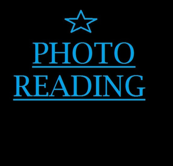 Psychic Photo Reading - General Reading Plus up to 2 questions answered