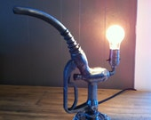 Industrial Lamp : Filler II / FREE SHIPPING