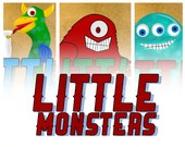 Little Monsters - Three Pack (8x10)