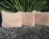 Fresh cut Roses Handmade Soap - SOAP SALE