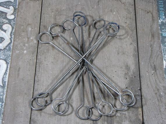 scrap wire hangers