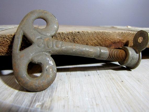 scrap iron key bolt