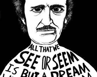 Edgar Allan Poe (Authors Series) by Ryan Sheffield
