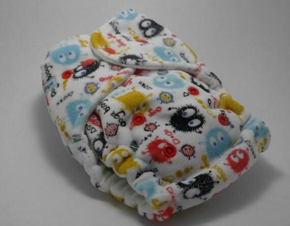 Fall Fest ooga trim fit one size diaper