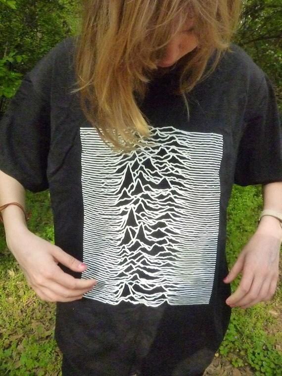 Joy Division Unknown Pleasures Shirt
