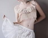 Crochet Vintage Top