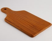 Danish Modern Style Teak Serving Board