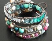 Unique Wrap-Bracelet