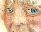 Grandmother-Mother-Elderly-Woman-Handmade-Sculptured-Face