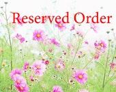 """RESERVED ORDER Bracelet """"Fox Hole"""" and Bracelet """"Green flower garden"""" (earrings as a gift)"""