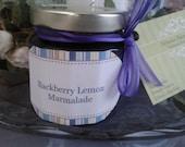Blackberry-Lemon Marmalade- 4 oz (125 ml)-Treasury Item