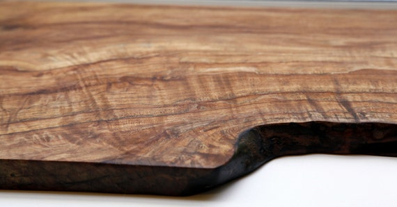 Spalted Maple Natural Edge Cutting Board