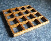 Handmade Oak Trivet