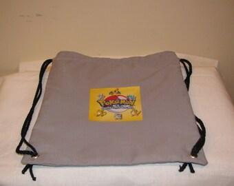 Pokemon Drawstring Backpack  -Party Favor Bag